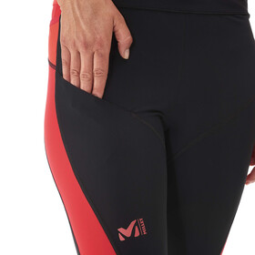 Millet LD LTK Intense 3/4 Tight Women noir/hibiscus